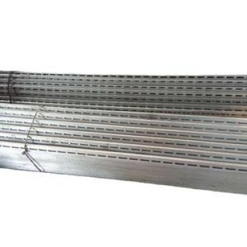 Hot DIP Galvanized Steel Slotted Angle Bar