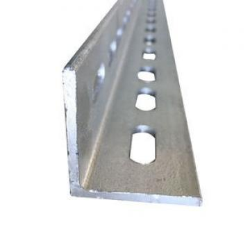 Perforated S215jr Steel Angle Bar 40X40X3