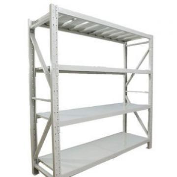 Warehouse Industrial Metal Steel Storage Shelving Steel Selective Pallet Rack