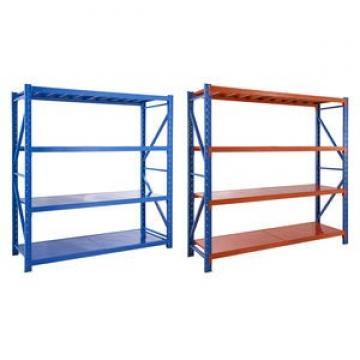 Heavy Duty Longspan Warehouse Storage Metal Shelving 200-800 Kg Udl/Level