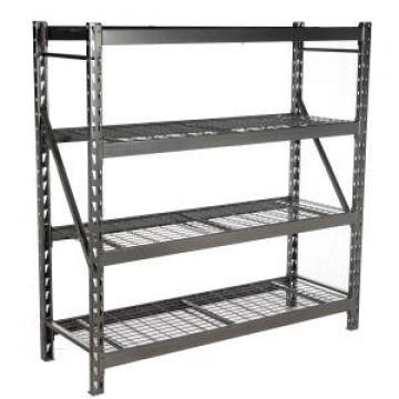 Chrome Plated Metal Shelving Unit