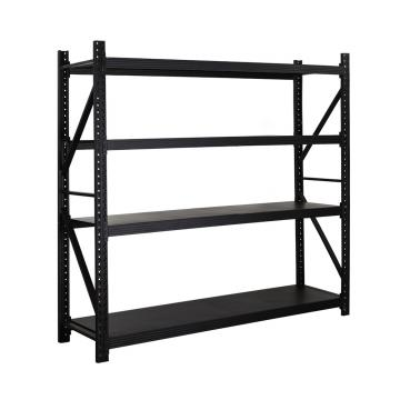 Warehouse Storage Medium Duty Pallet Rack System, Longspan Shelving