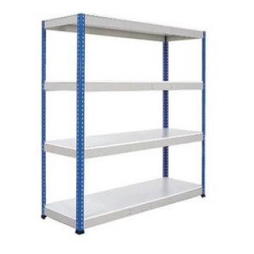 Widely Use in Industrial Warehouse Storage Steel Rack/Shelf Without Bolts