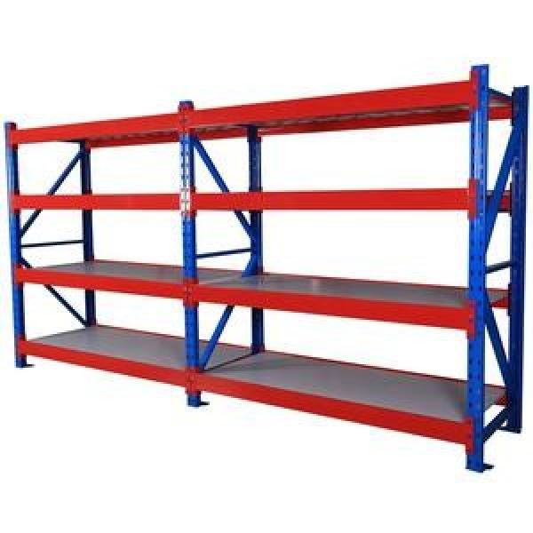 Commercial Stacking Racks for Textile Accessories Warehouse