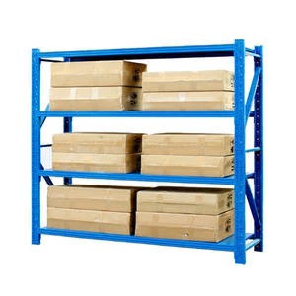 Heavy Duty Steel Fabric Roll Pallet Warehouse Racking Systems Steel
