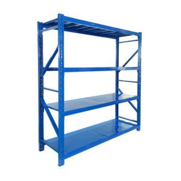 Ebiltech Industrial Warehouse Storage Rack System Shelf Metal Steel Heavy Duty Pallet Rack