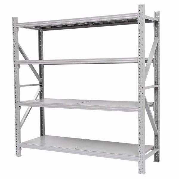 Warehouse Storage Medium Duty Pallet Rack System, Longspan Shelving