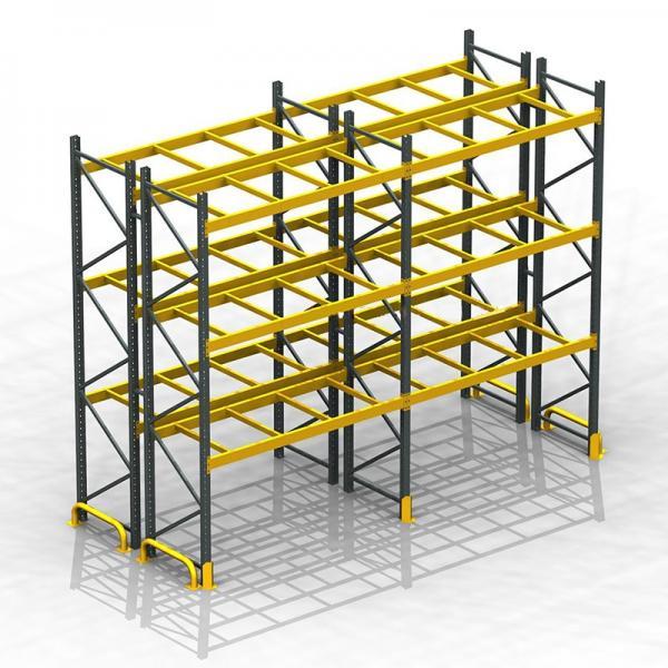 Warehouse Industrial Metal Steel Storage Pallet Rack