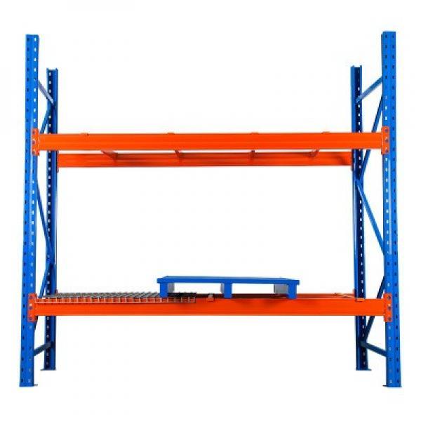 Industrial Storage Experts Bulk Rack Warehouse Metal Long Span Shelving