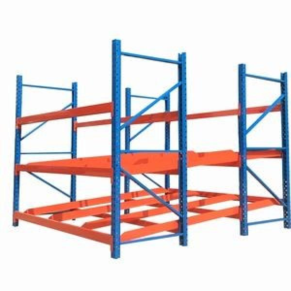 Warehouse Selective Heavy Duty Steel Pallet Rack System